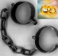 Los anillos, a veces se convierten en grilletes